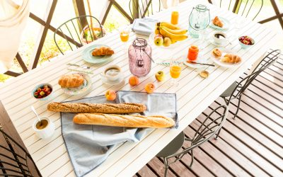 Discover our optional Mediterranean breakfast