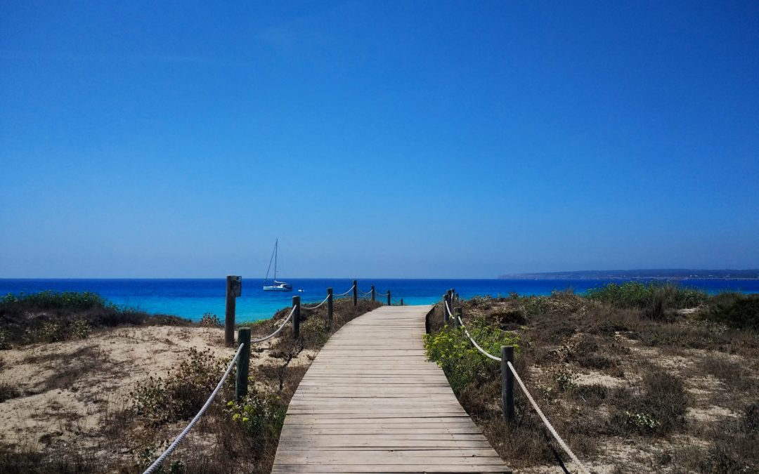 Travel to Formentera during Co-vid 19.